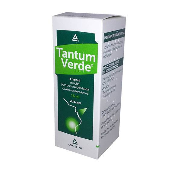 tantum verde how to use